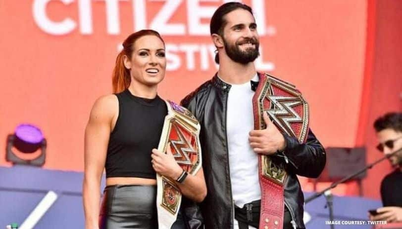 Becky Lynch and Seth Rollins Are Expecting!