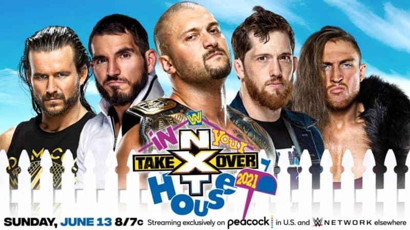 NXT TakeOver 2021 In Your House