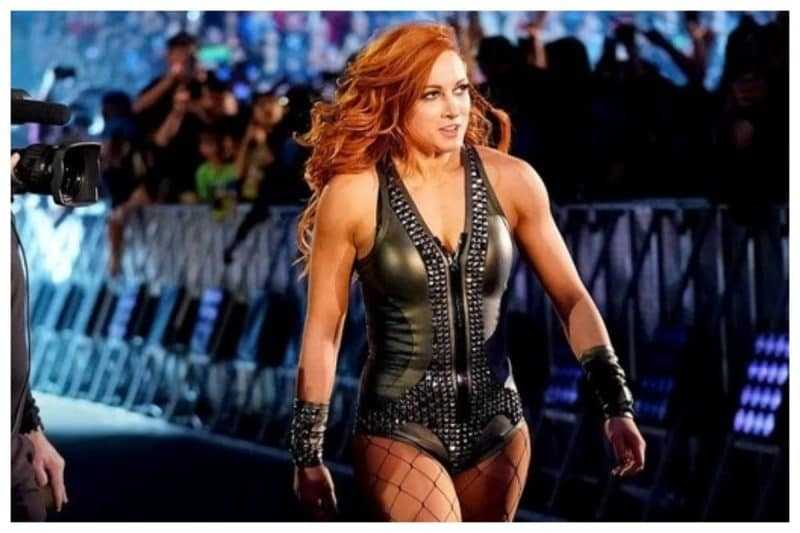 BECKY LYNCH returning to WWE at Money in the Bank?