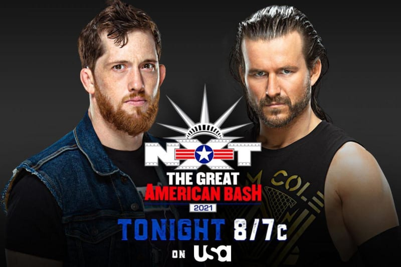 NXT: THE GREAT AMERICAN BASH 2021