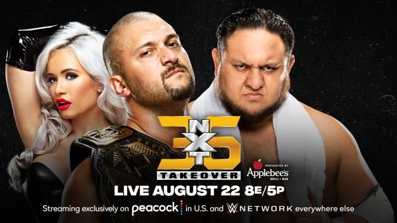 NXT TAKEOVER 36